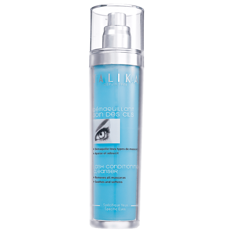 Talika Lash Conditioning Cleanser - Loção Demaquilante 120ml