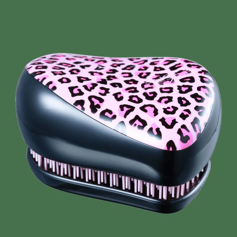 Tangle Teezer Compact Styler Leopard Pink - Escova de Cabelo