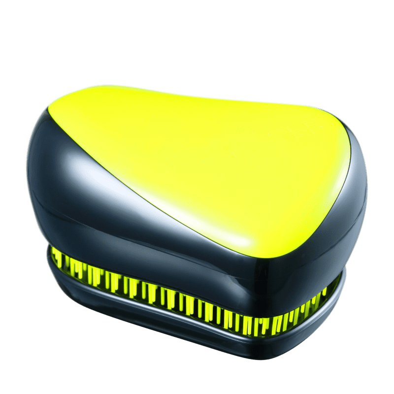 Tangle Teezer Compact Styler Neon Yellow Zest - Escova de Cabelo