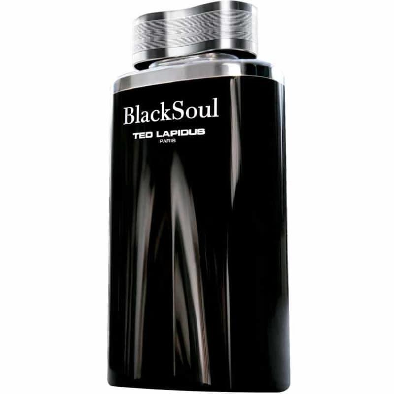 Black Soul Ted Lapidus Eau de Toilette - Perfume Masculino 30ml