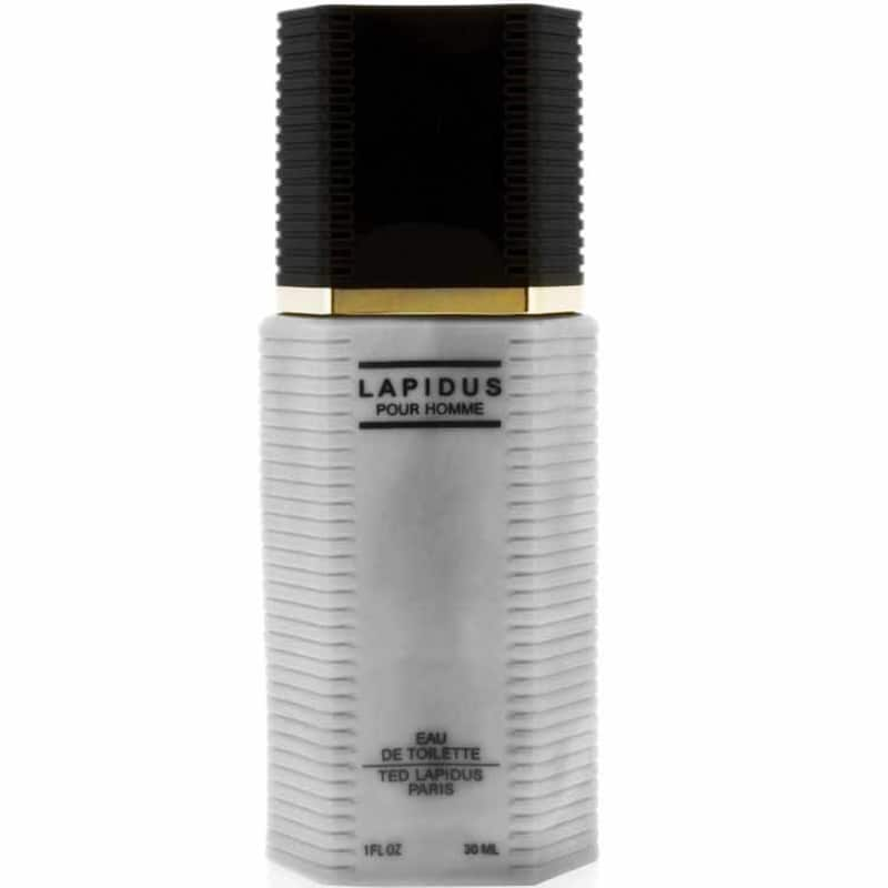 Lapidus Pour Homme Ted Lapidus Eau de Toilette - Perfume Masculino 100ml