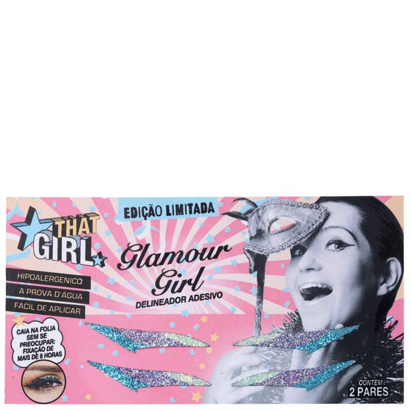 That Girl Glamour Girl - Delineador Adesivo (2 pares)