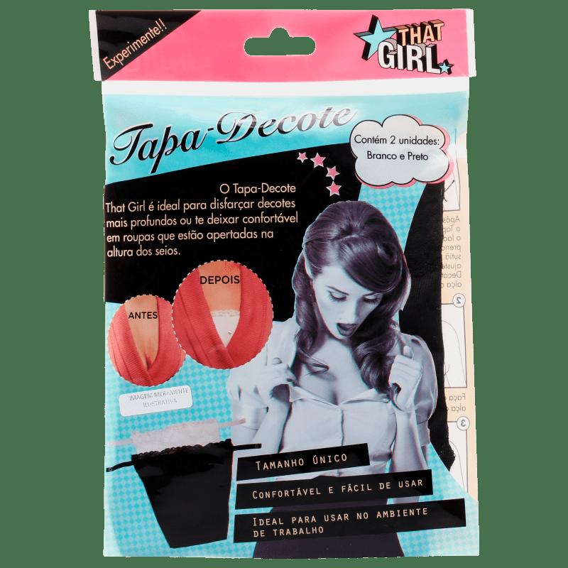 That Girl - Tapa-Decote (2 unidades)