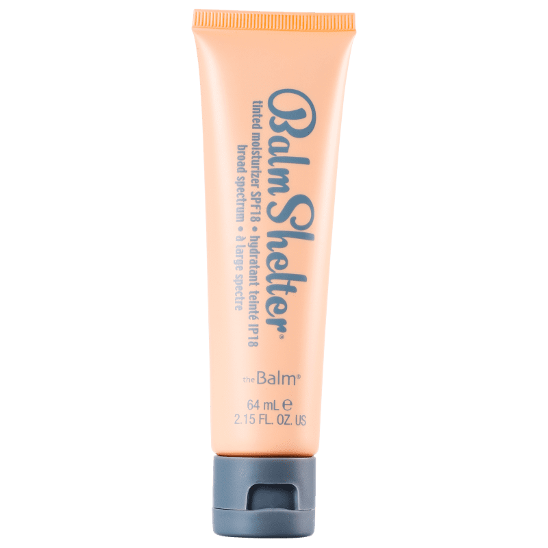 the Balm Balmshelter Light FPS 18 - Hidratante com Cor 64g