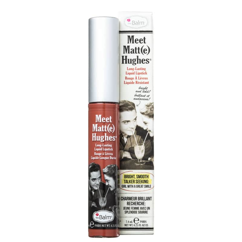 the Balm Meet Matt(e) Hughes Committed - Batom Líquido 7,4ml