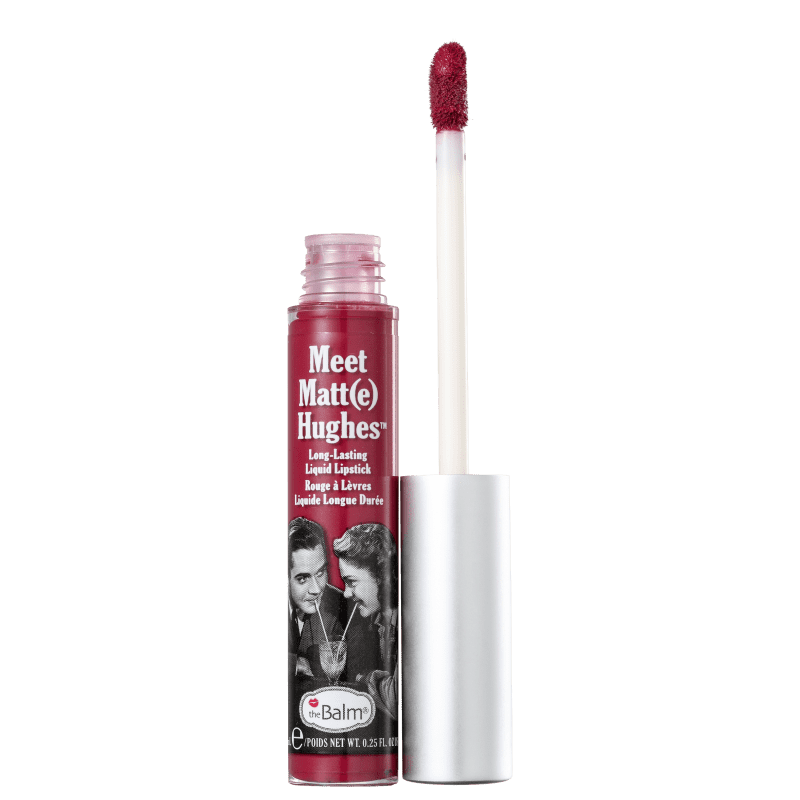 the Balm Meet Matt(e) Hughes Dedicated - Batom Líquido 7,4ml