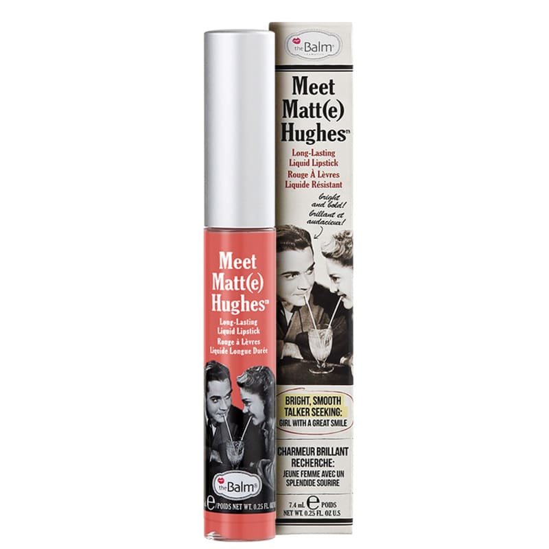 the Balm Meet Matt(e) Hughes Honest - Batom Líquido 7,4ml