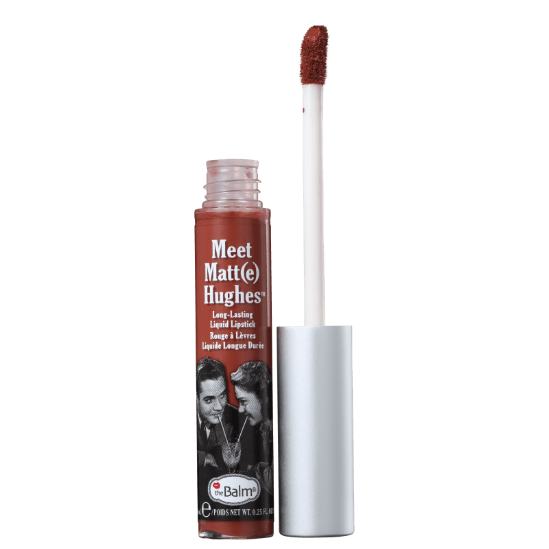 the Balm Meet Matt(e) Hughes Trustworthy - Batom Líquido 7,4ml