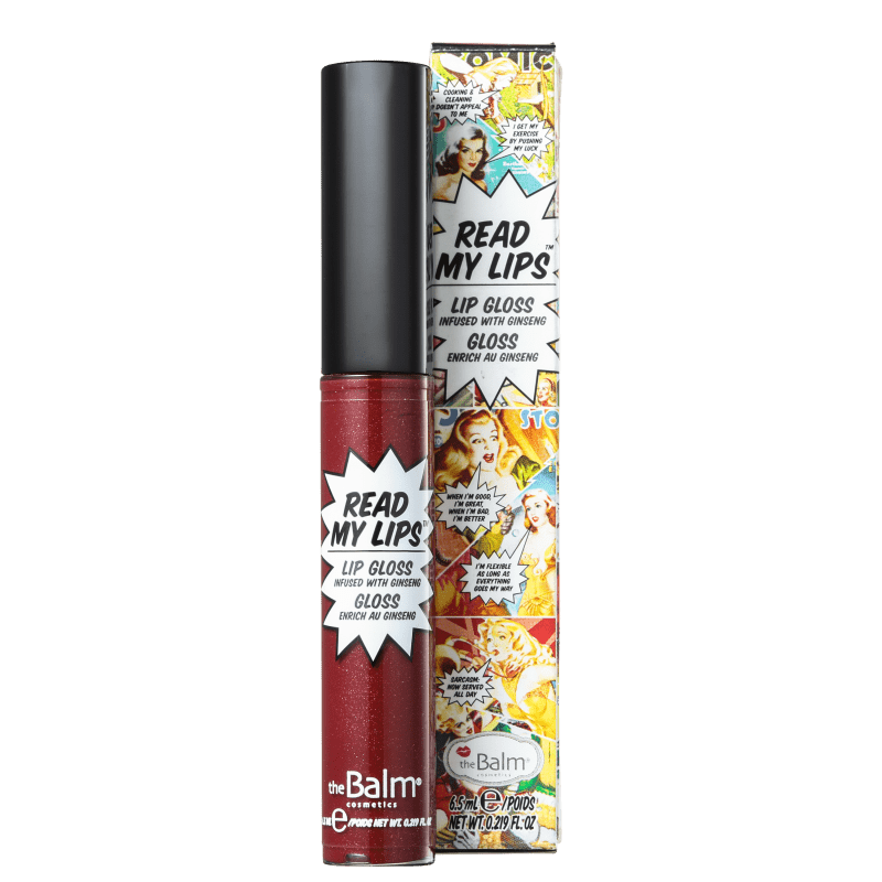 the Balm Read My Lips Boom! - Gloss Labial 6,5ml