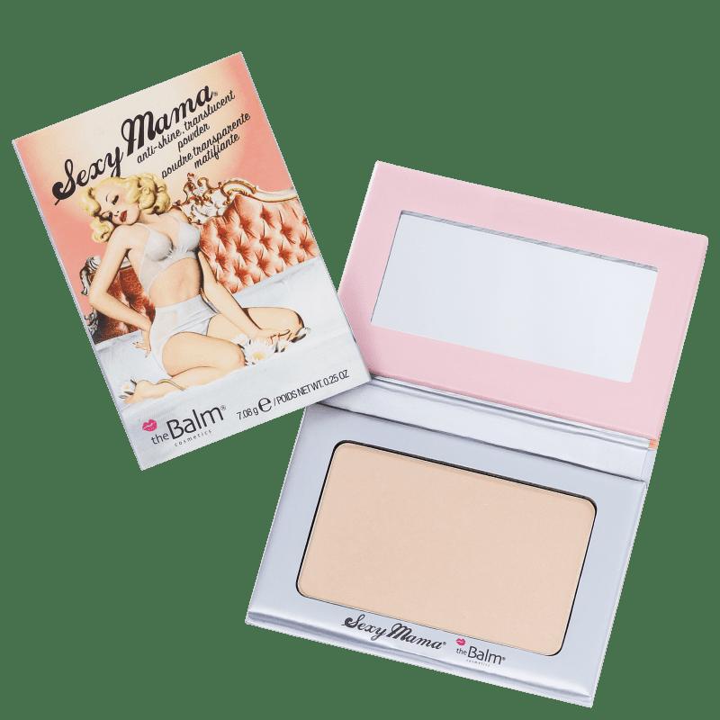 the Balm Sexy Mama - Pó Compacto Translúcido 7g