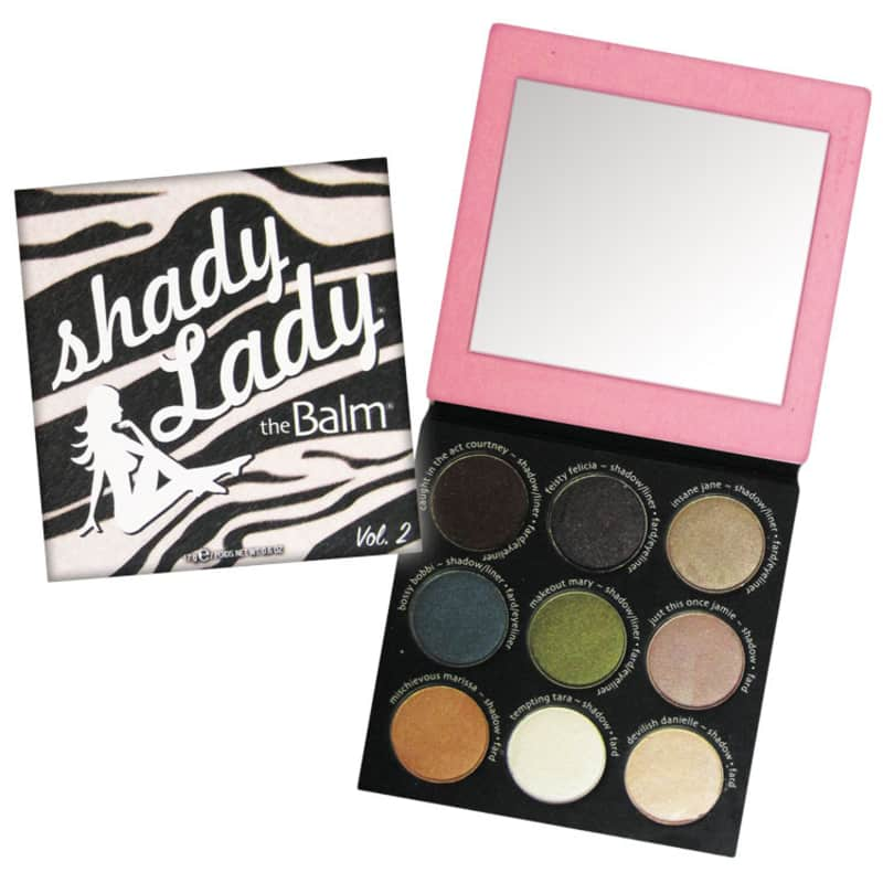 the Balm Shady Lady Palette Volume 2 - Paleta de Sombras