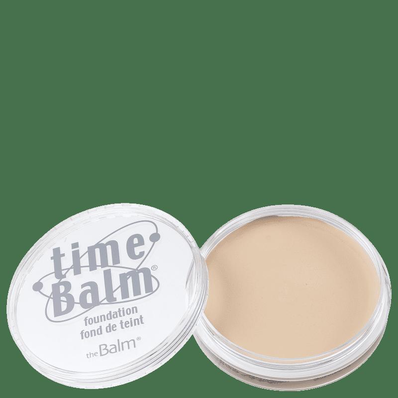 the Balm Time Balm Foundation Mid Medium - Base Compacta 21.3g