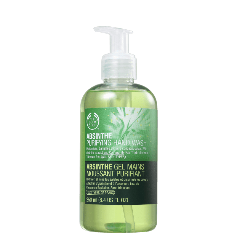The Body Shop Absinthe - Sabonete Líquido 250ml