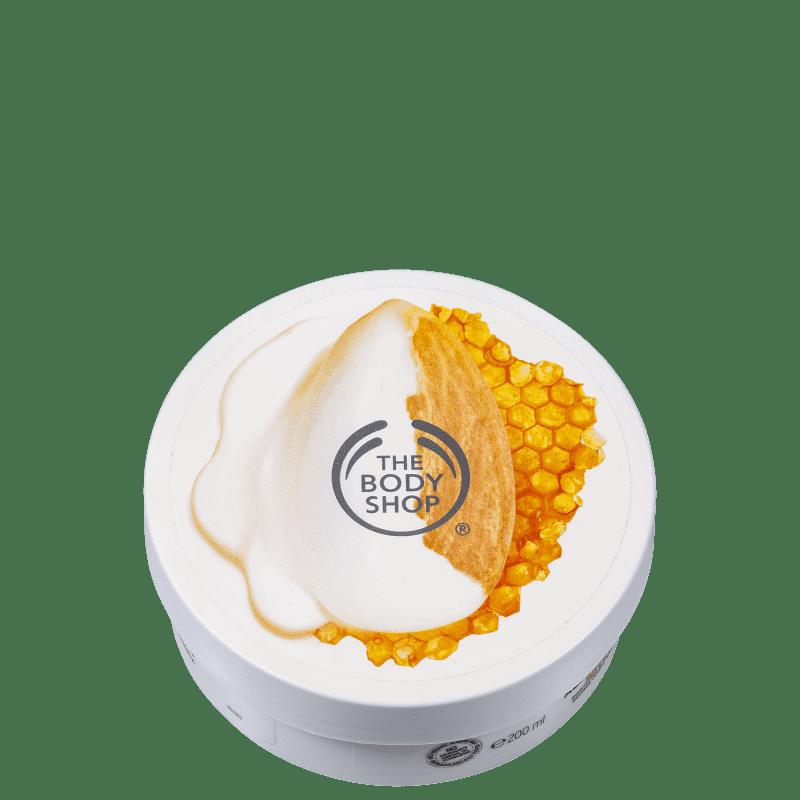The Body Shop Almond Milk & Honey - Manteiga Hidratante Corporal 200ml