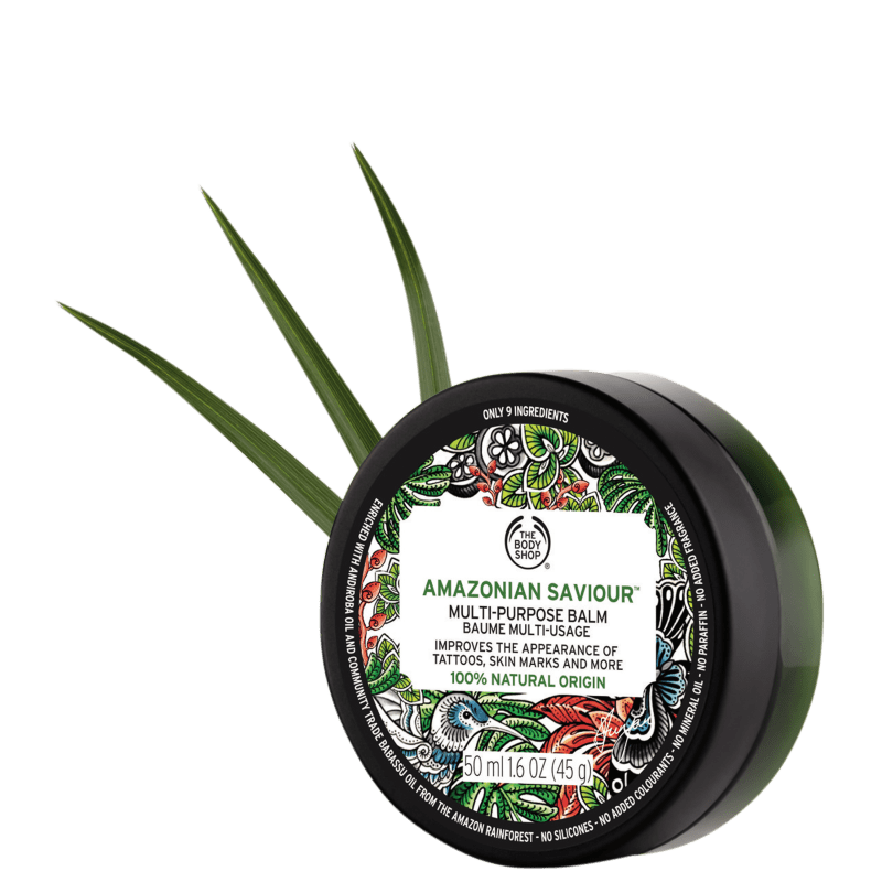 The Body Shop Amazonian Saviour - Bálsamo Multifuncional 50ml
