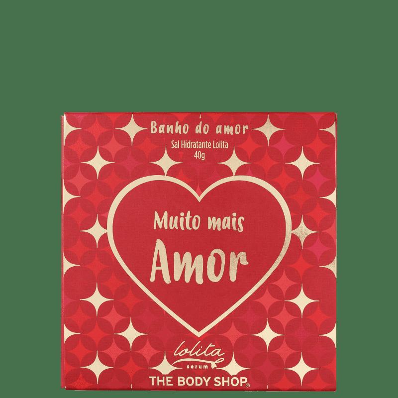 The Body Shop Amor - Sais de Banho 40g