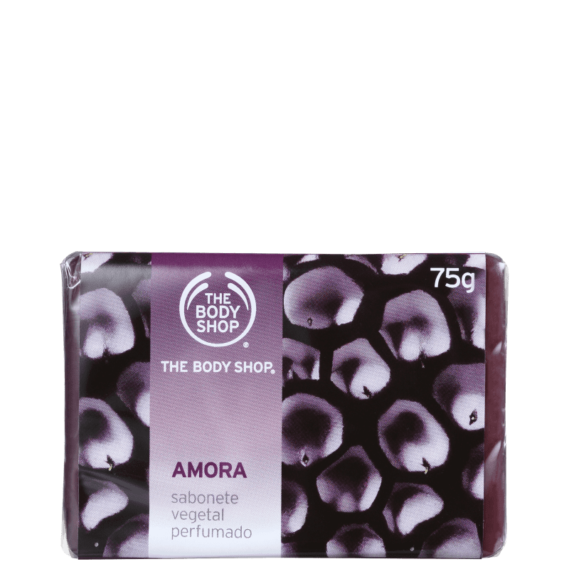 The Body Shop Amora - Sabonete em Barra 75g