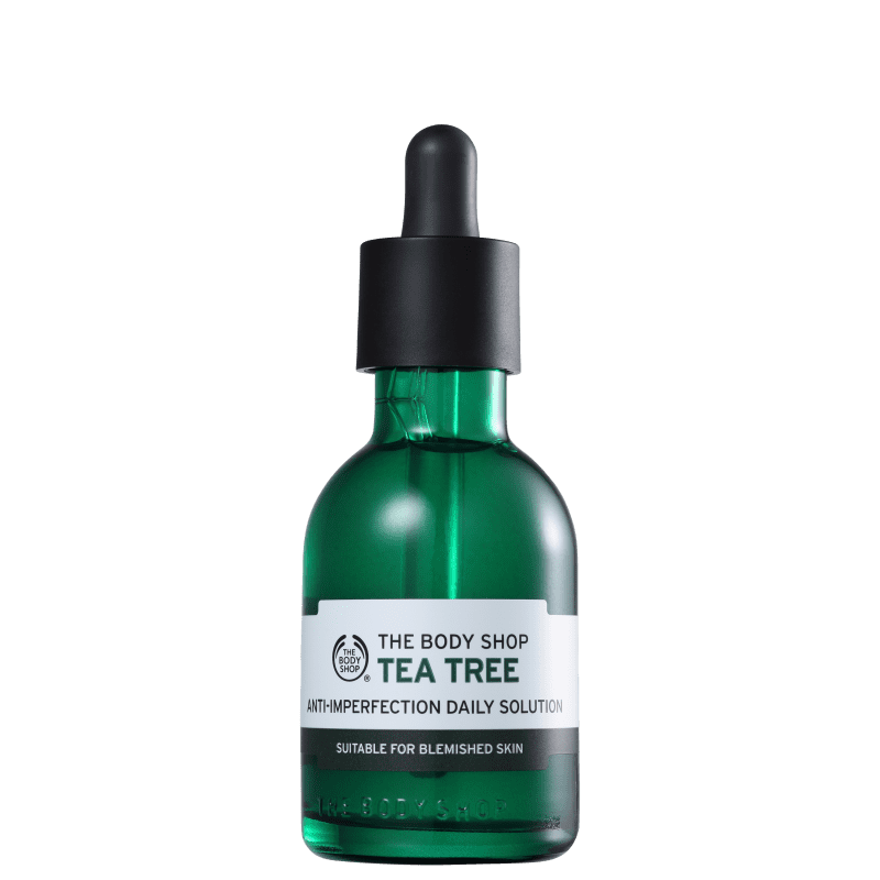 The Body Shop Tea Tree Anti-imperfection Daily Solution - Sérum Facial 50ml