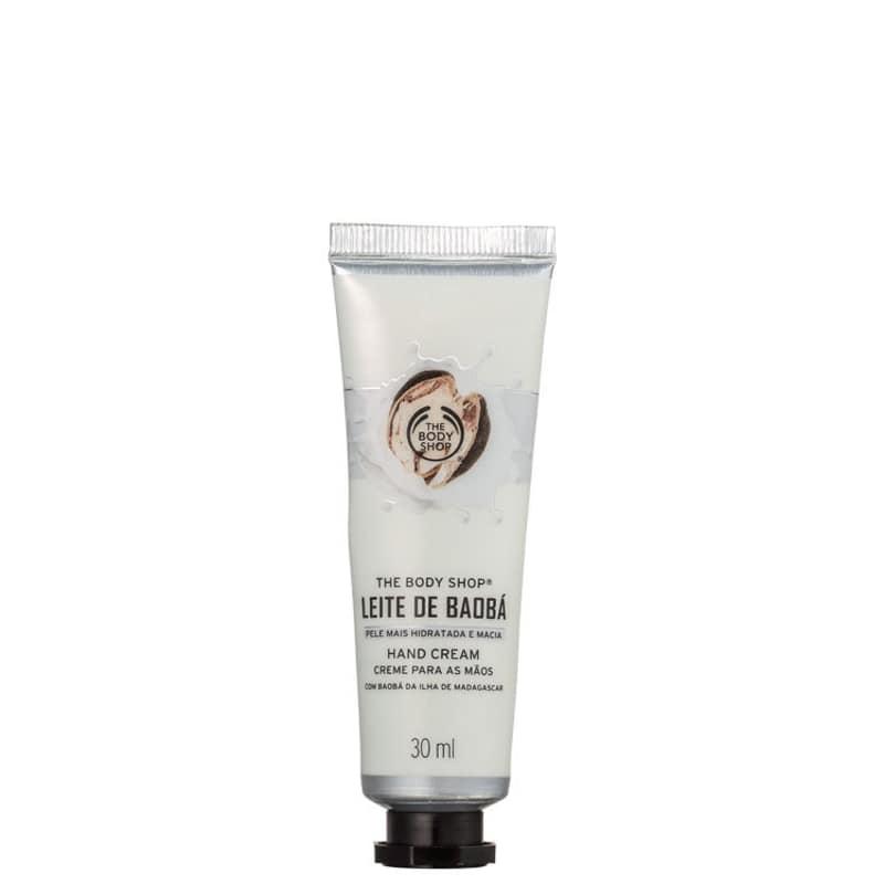 The Body Shop Leite de Baobá - Creme para as Mãos 30ml