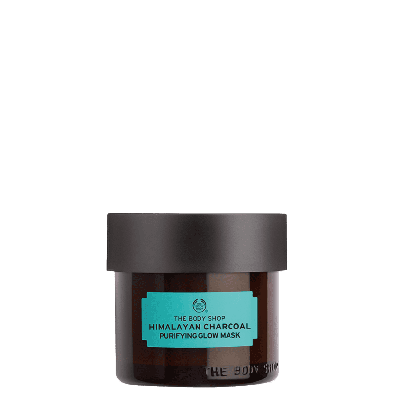 The Body Shop Carvão do Himalaia - Máscara de Limpeza Facial 75ml