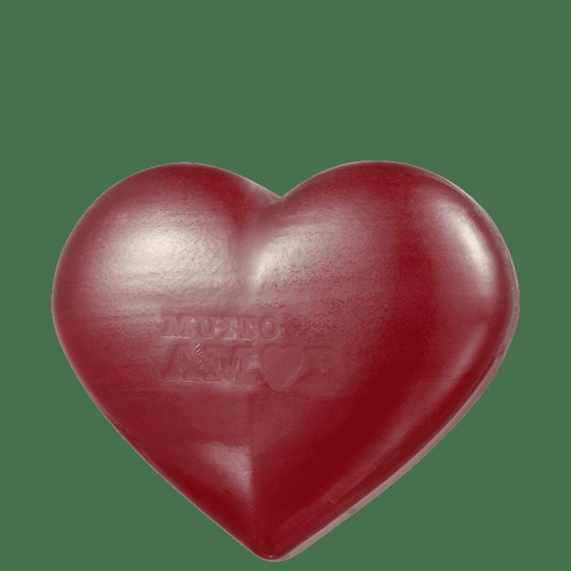 The Body Shop Coração Mais Amor - Sabonete em Barra 90g