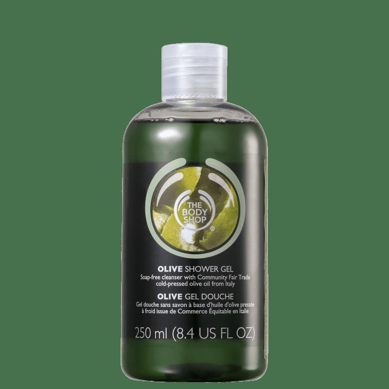 The Body Shop Olive - Gel de Banho 250ml