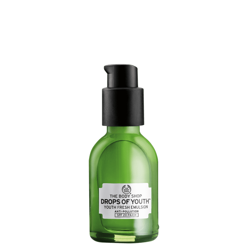 The Body Shop Drops Of Youth - Emulsão Hidratante 50ml