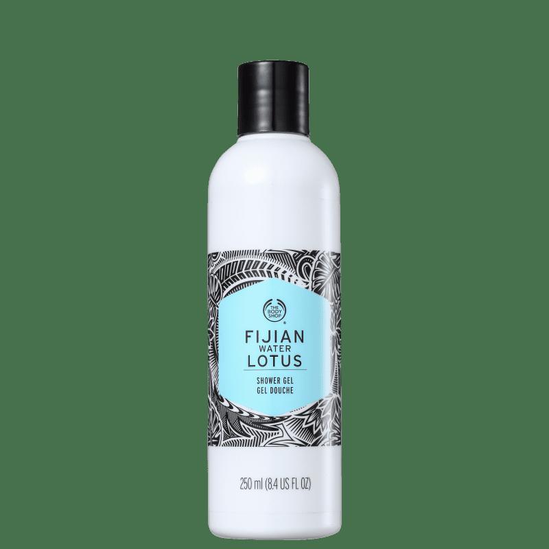 The Body Shop Fijian Water Lotus - Gel de Banho 250ml