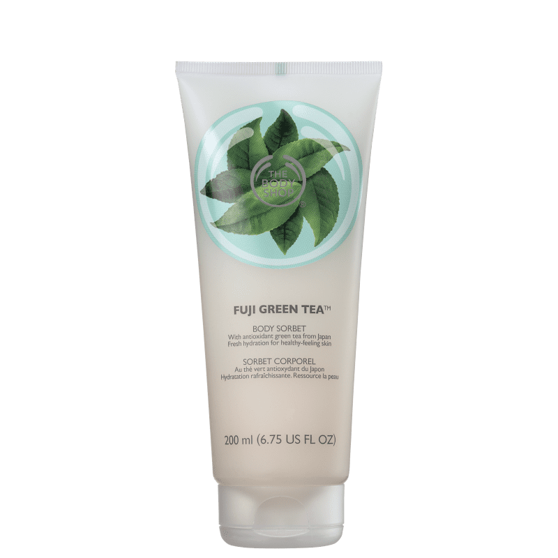 The Body Shop Fuji Green Tea - Hidratante Corporal 200ml