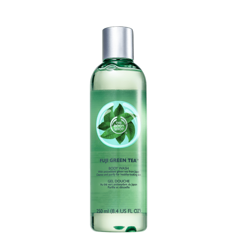 The Body Shop Fuji Green Tea - Gel de Banho 250ml