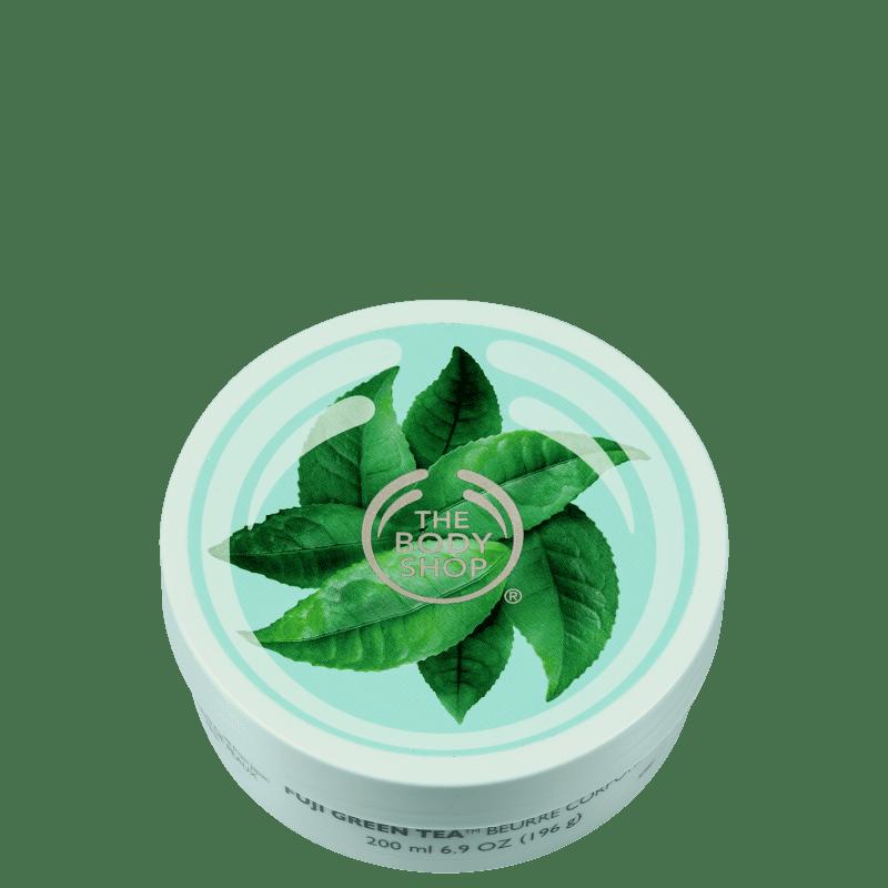The Body Shop Fuji Green Tea - Manteiga Hidratante Corporal 200ml