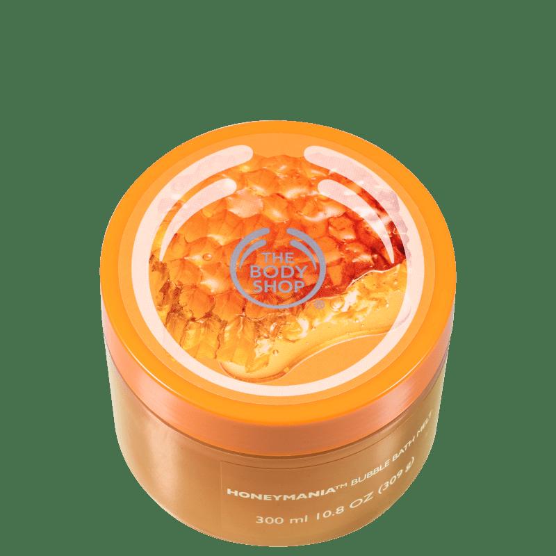 The Body Shop Honeymania Bath Melt - Espuma de Banho 300ml