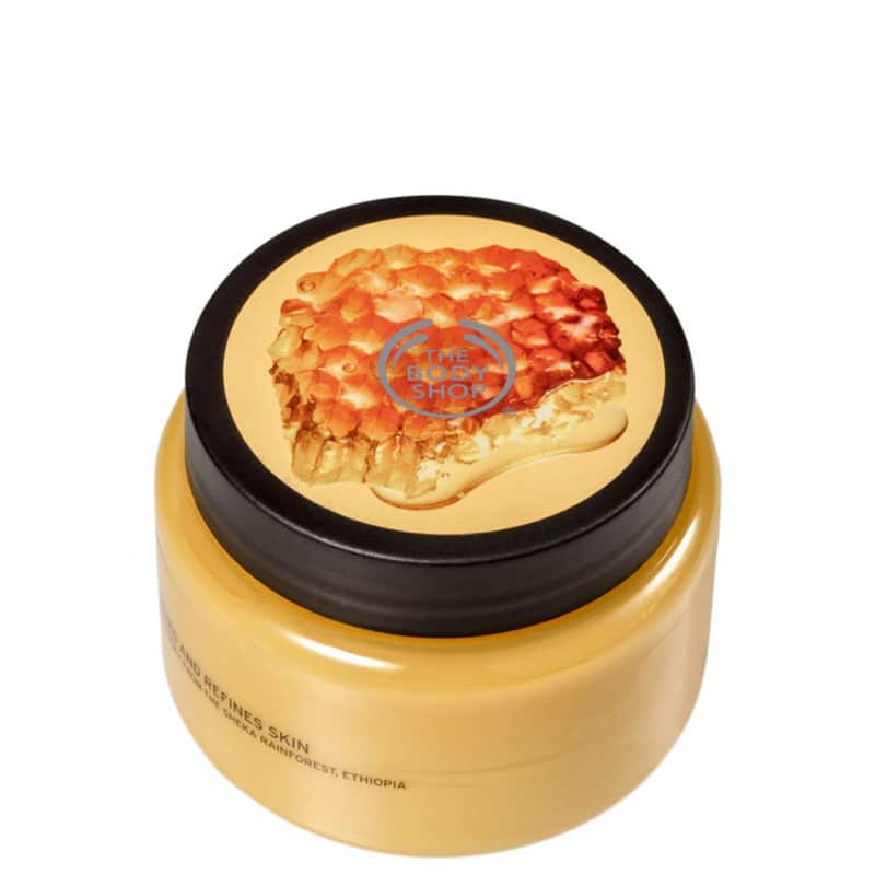 The Body Shop Honeymania - Creme Esfoliante Corporal 250ml