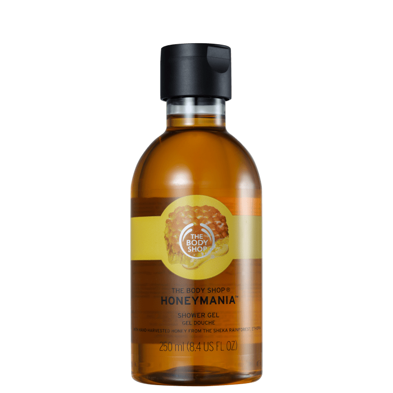 The Body Shop Honeymania - Gel de Banho 250ml