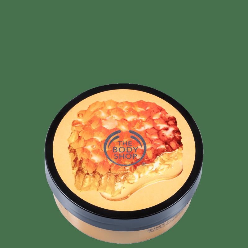 The Body Shop Honeymania - Manteiga Hidratante Corporal 200ml