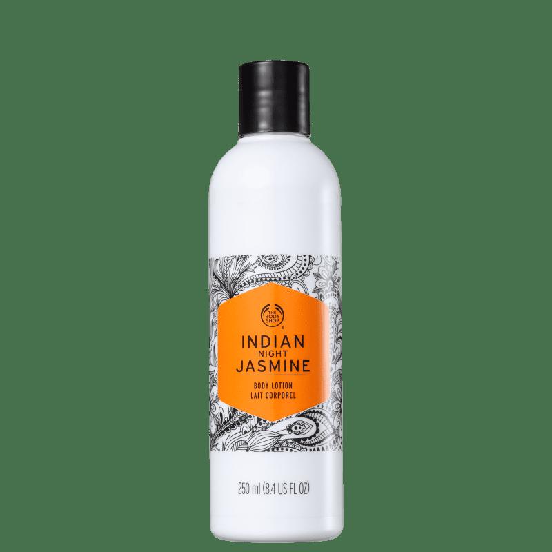 The Body Shop Indian Night Jasmine - Loção Hidratante Corporal 250ml