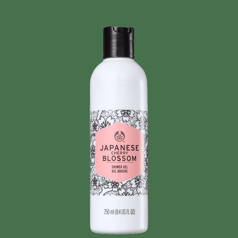 The Body Shop Japanese Cherry Blossom - Gel de Banho 250ml