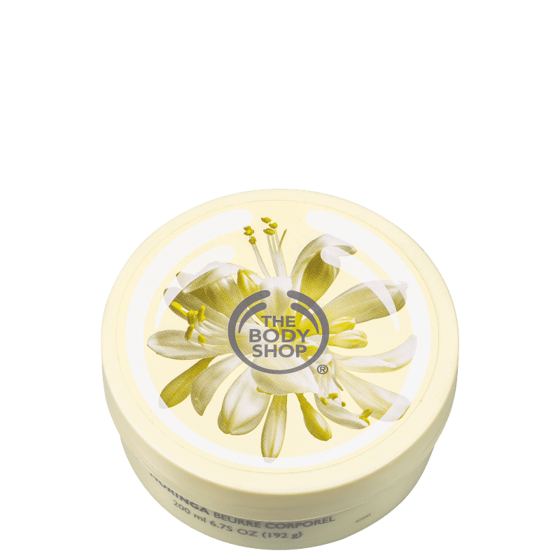 The Body Shop Moringa - Manteiga Hidratante Corporal 200ml