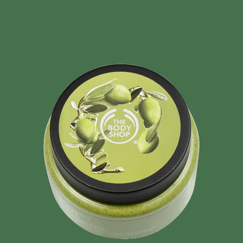 The Body Shop Olive - Creme Esfoliante Corporal 250ml