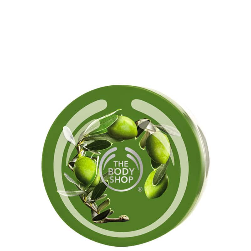 The Body Shop Olive - Esfoliante Corporal 200ml