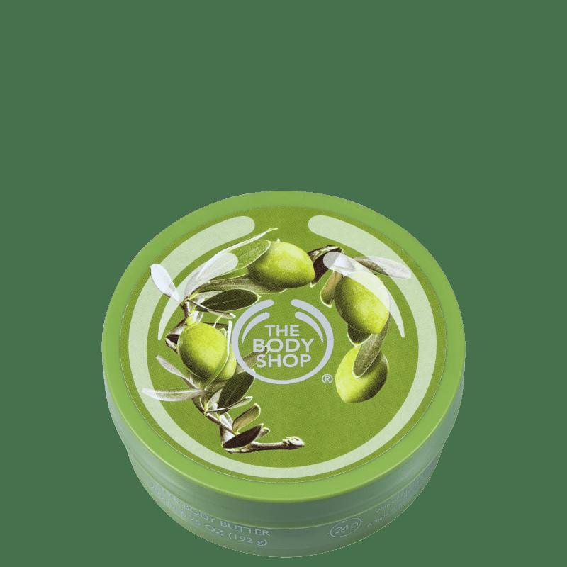 The Body Shop Olive - Manteiga Hidratante Corporal 200ml