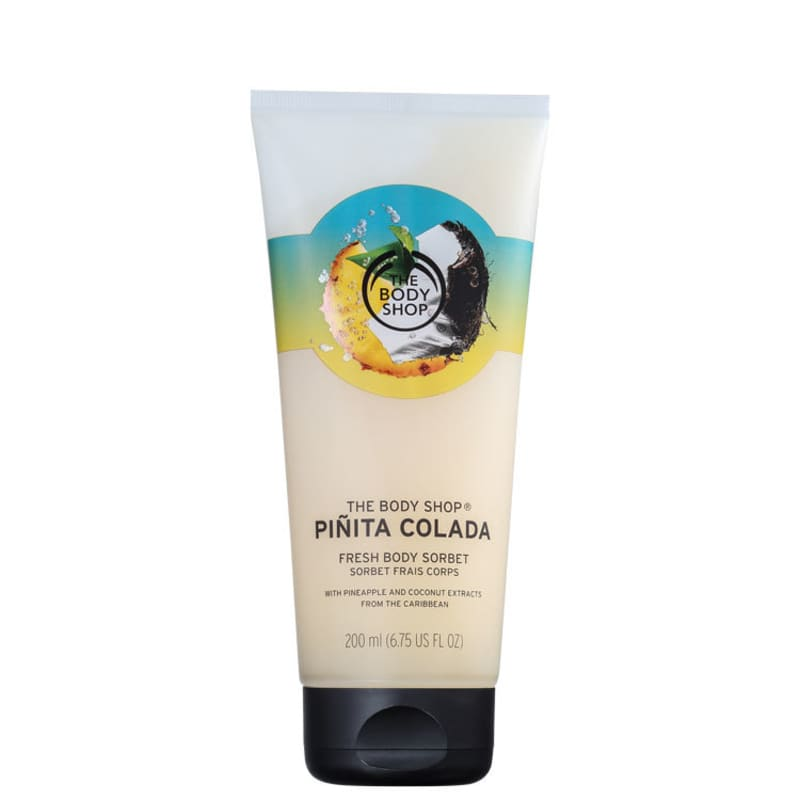 The Body Shop Piñita Colada Body Sorbet - Hidratante Corporal 200ml
