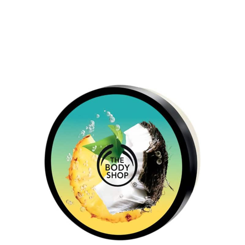 The Body Shop Piñita Colada - Manteiga Hidratante Corporal 200ml
