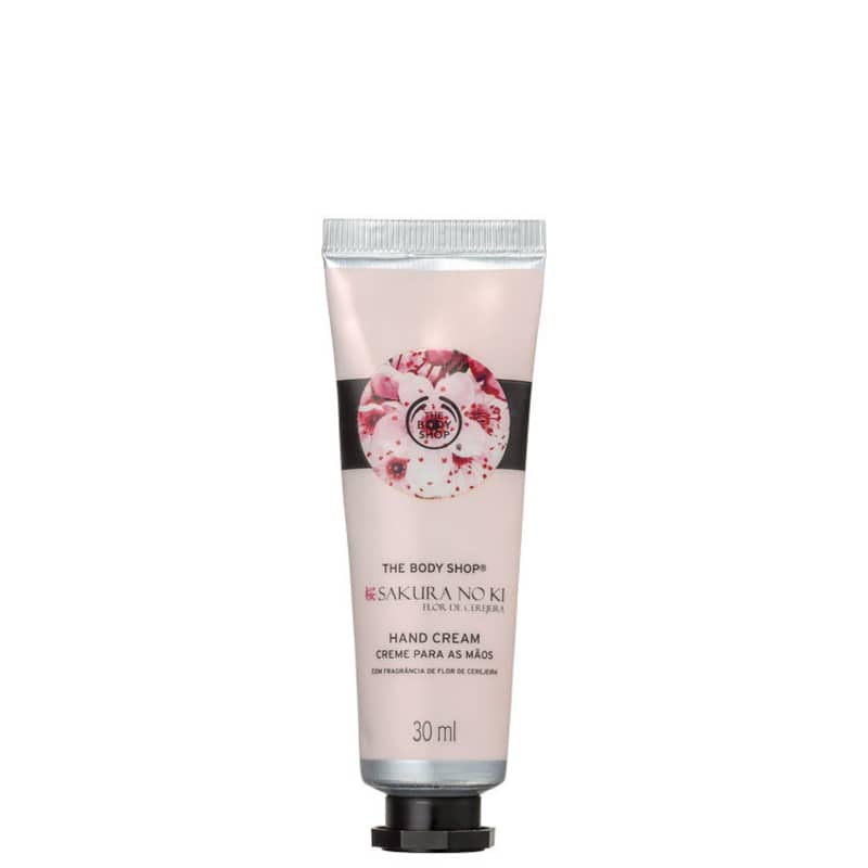 The Body Shop Sakura No Ki - Creme para as Mãos 30ml