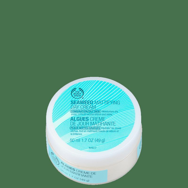 The Body Shop Seaweed Mattifying - Creme Hidratante Facial 50ml