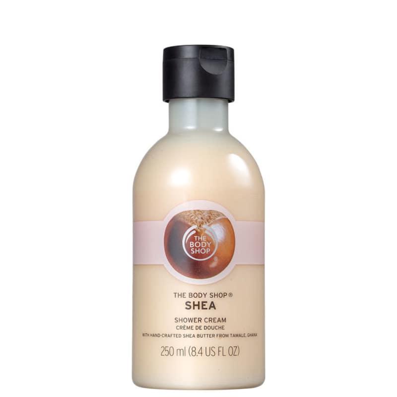 The Body Shop Shea - Creme de Banho 250ml
