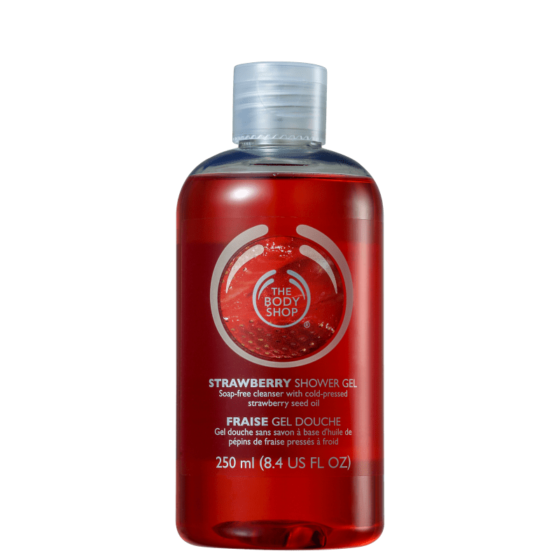 The Body Shop Strawberry - Gel de Banho 250ml