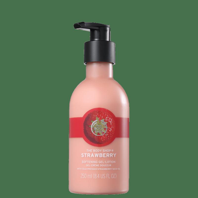 The Body Shop Strawberry - Loção Hidratante Corporal 250ml