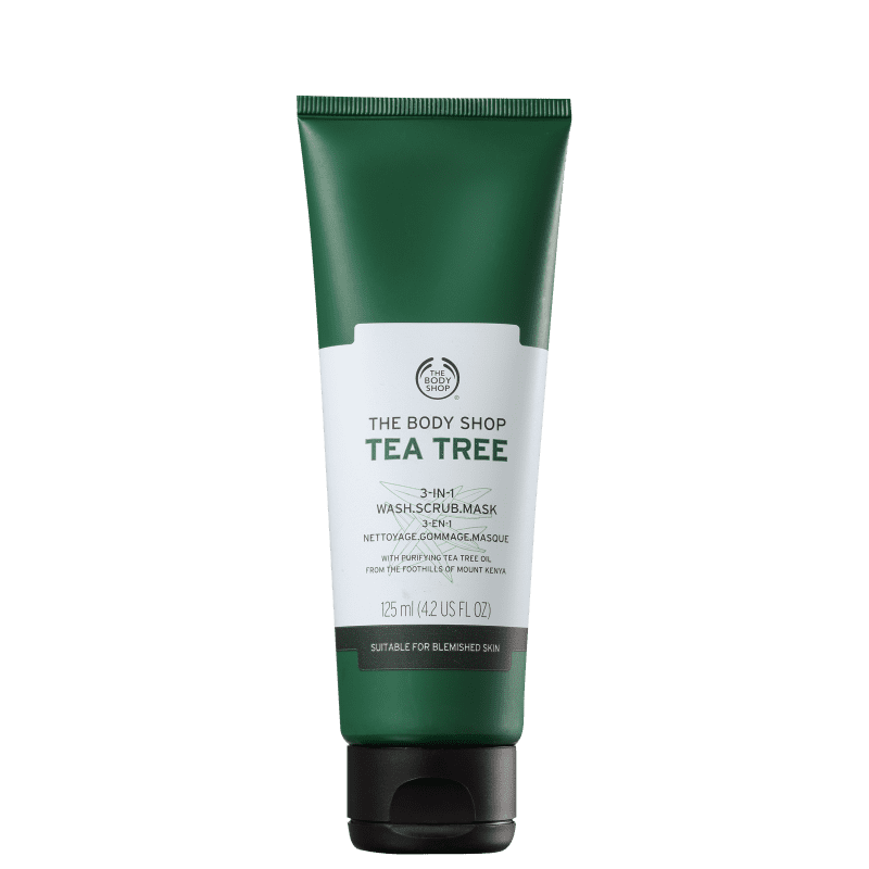 The Body Shop Tea Tree 3-in-1 - Creme Multifuncional 125ml