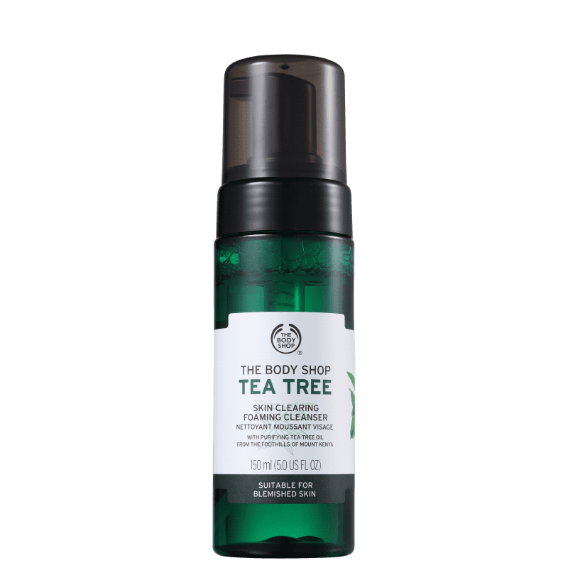The Body Shop Tea Tree Skin Clearing - Espuma de Limpeza 150ml